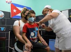 Cerca de 70% da população em Cuba está imunizada contra a covid-19