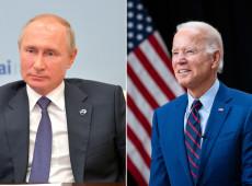 "A pesar de aplicar sanciones contra Rusia, Biden desea establecer diálogo de ""estabilidad estratégica"" con Putin"