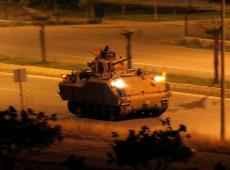 Resultados preliminares de ofensiva turca na Síria registram mais de 160 mil deslocamentos