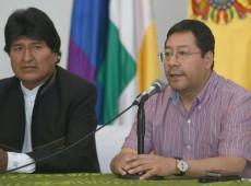 Evo e Arce insistem em necessidade de pedir ajuda à China e a Cuba para combater Covid-19