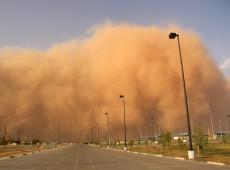 Tempestades de areia no interior de São Paulo são reflexo de um planeta em colapso?