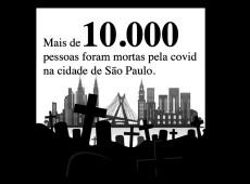 Conde e Carvall: Score! Vítimas da covid-19 na cidade de São Paulo