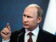 Vladimir Putin denuncia intención de Estados Unidos de reducir competencia europea