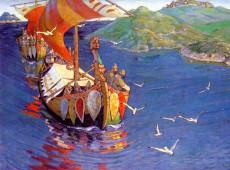 Ciência prova que vikings chegaram à América há exatos mil anos, 471 antes de Colombo