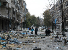 Aleppo: questione antes de compartilhar
