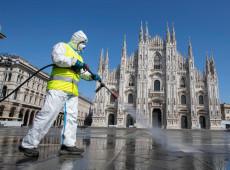 Estudo indica que coronavírus já circulava na Itália em dezembro