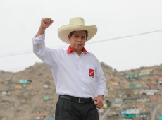 Peru Livre denuncia ameaças de morte contra Pedro Castillo