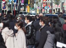 Com avanço da covid-19, Japão estende estado de emergência em Tóquio