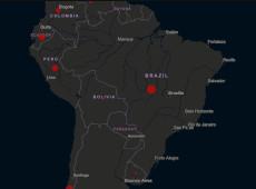 Siga, em gráficos, evolução de casos e mortes por coronavírus no Brasil e veja se país está achatando curva
