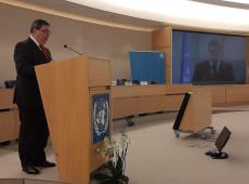 Bloqueio dos EUA é um ato de genocídio, diz chanceler de Cuba na ONU