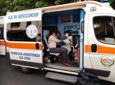 Itália registra quase 500 novos focos de covid-19 em uma semana