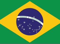 Brasil: bala, ordem e progresso - Charge do Carvall