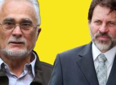 """Após 15 anos, Genoino e Delúbio são inocentados pela Justiça no caso """"mensalão"""""""