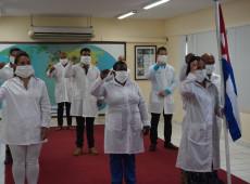 Cuba envia segunda delegação de médicos à Itália para combater covid-19