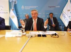 'Argentina protege a saúde em 1° lugar; Brasil protege a economia e deixa a pandemia se expandir', diz chanceler argentino