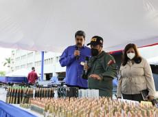 Venezuela combate crime organizado e prende três paramilitares colombianos em Caracas