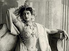 Hoje na História: 1917 - Espiã Mata Hari é presa em Paris