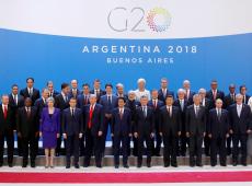 Declaração final da reunião do G20 destaca irreversibilidade do Acordo de Paris