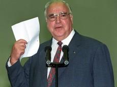 Morre aos 87 anos o ex-chanceler alemão Helmut Kohl, artífice da reunificação do país