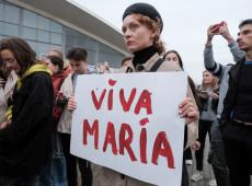 Dos 7 líderes opositores ao governo, 6 estão na prisão ou tiveram que abandonar a Bielorrússia
