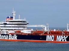 Irã apreende navio britânico no Estreito de Ormuz