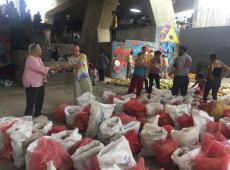 Venezuelanos apostam na economia solidária para superar bloqueio