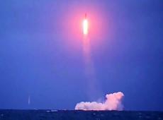 """EUA aproximam mundo de guerra nuclear por """"vitória"""" e desprezo a acordos, diz Moscou"""