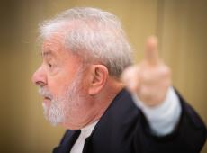 """Lula: """"Quem não quer que eu saia é a Globo. Ela poderia mandar o Bial, mas só faço ao vivo"""""""