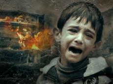 Crianças são vítimas do histórico terrorismo de estado dos EUA fortalecido por Trump
