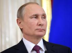 Bolívia está à 'beira do caos', diz Vladimir Putin