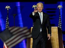 """Biden faz menção a George Floyd e diz que """"é momento de agir"""" na crise da injustiça racial"""