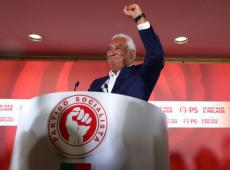 Com derrota histórica da direita, socialistas vencem eleições em Portugal