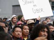 Uber: E assim começam os protestos globais do futuro contra o poder