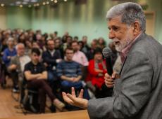 """""""Brasil se afasta do multilateralismo e não desperta mais confiança"""", afirma Celso Amorim"""
