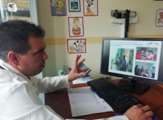 Nos rincões de El Alto, médicos cubanos ajudam crianças com necessidades especiais