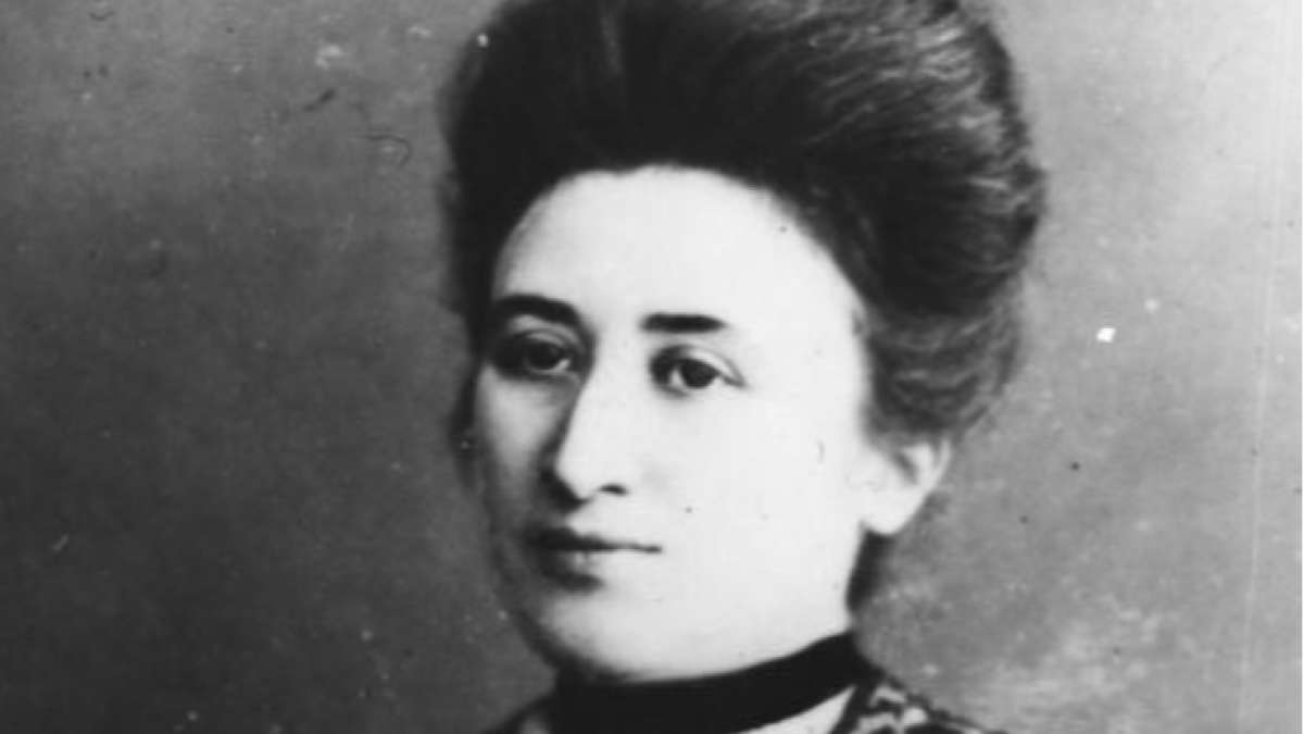 Opera Mundi Hoje Na Historia 1871 Nasce A Revolucionaria Socialista Polonesa Rosa Luxemburgo