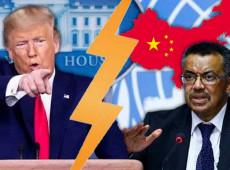 No epicentro da pandemia, Donald Trump despreza ONU, corta recursos e ataca OMS