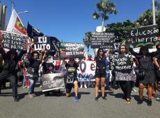 Estudantes organizam protestos pelo Brasil contra cortes na educação