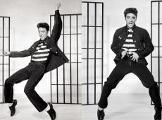 Hoje na história: 1956 - Elvis Presley se apresentava pela primeira vez na TV