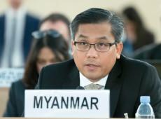 Embaixador de Mianmar na ONU é acusado de 'traição' e demitido após condenar golpe militar no país