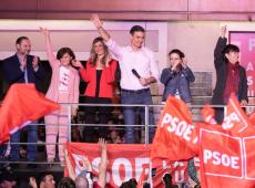 Eleição na Espanha aponta giro à esquerda e derrota histórica da direita tradicional