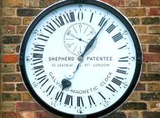 Hoje na História: 1884 - Meridiano de Greenwich torna-se referência para horário mundial