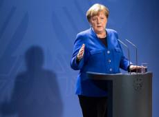 Merkel diz que não vai relaxar medidas restritivas contra o coronavírus