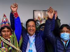 Organização popular na Bolívia permitiu aos MAS dobrar vantagem que Evo obteve em 2019