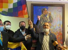 Após posse de Arce, Caracas reassume comando da embaixada venezuelana na Bolívia