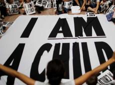 Estados Unidos con mayor tasa de niños inmigrantes detenidos en el mundo