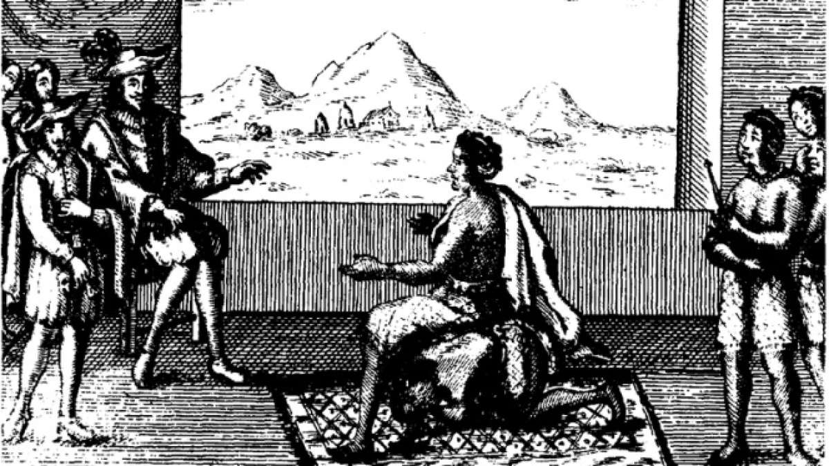 Opera Mundi: Hoje na História: 1663 - Morre Ngola Nzinga, líder tribal  angolana da resistência contra Portugal