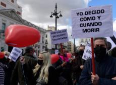 Espanha se torna sétimo país no mundo a garantir eutanásia aos doentes crônicos por lei