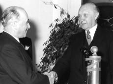 Hoje na História: 1950 -  Surge o projeto da CECA, a Comunidade Europeia do Carvão e do Aço