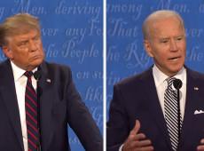 Opinião: O deprimente debate entre Trump e Biden